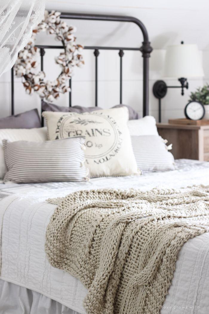 256 best images about decorating on Pinterest Mantels, Mantles - farmhouse bedroom ideas