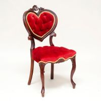 41 best images about heart shaped chairs on Pinterest ...