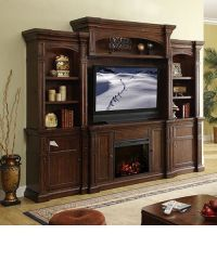 17 Best ideas about Entertainment Center With Fireplace on ...