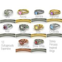 disney princess rings - Google Search | Jewelry ...