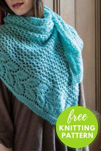 98 best images about Knitted Shawl Patterns on Pinterest ...