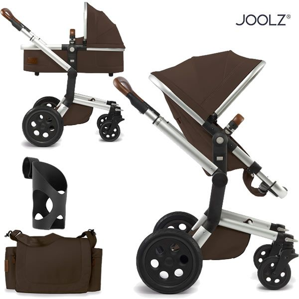 Joolz Day Earth Pram Joolz Day Earth Edition Kinderwagen Set Mit Babywanne