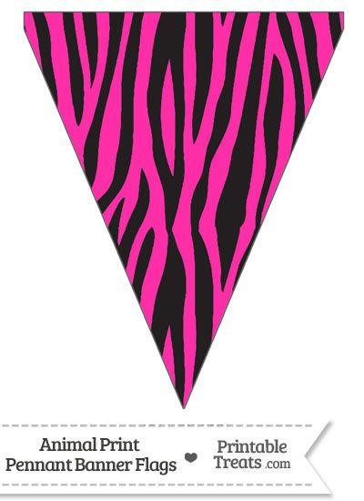 birthday banner pink