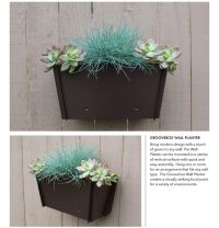 1000+ ideas about Wall Mounted Planters on Pinterest ...