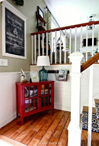 25+ best ideas about Split foyer decorating on Pinterest ...