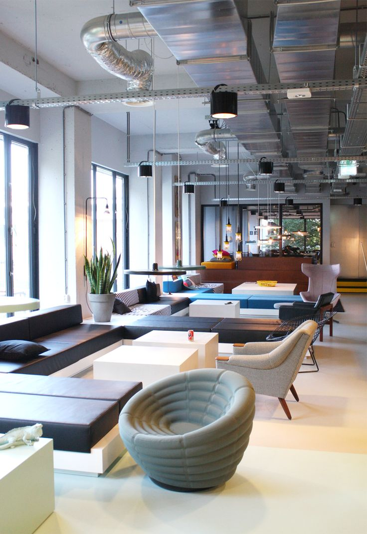 Kranhotel Amsterdam Blogged: The Student Hotel Amsterdam #interiordesign
