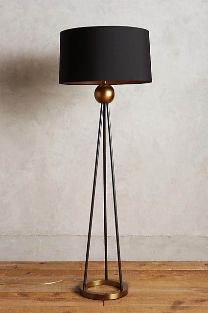 1000+ ideas about Black Floor Lamp on Pinterest