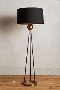 1000+ ideas about Black Floor Lamp on Pinterest