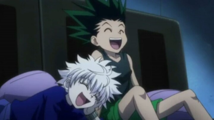 Gon Wallpaper 3d Lol I Love These Two So Much Xd Gon And Killua