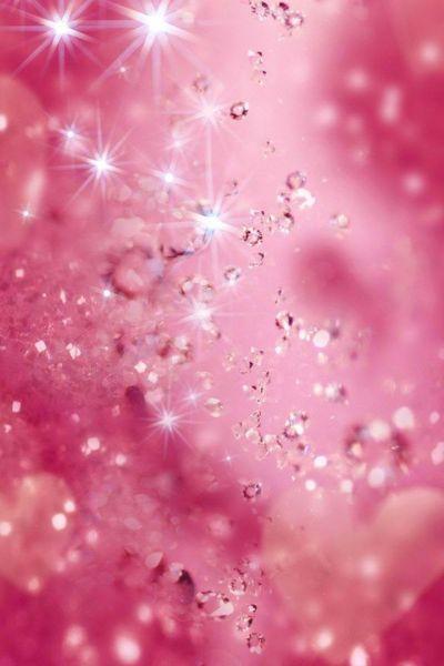 Pink glitter iPhone wallpaper   iPhone   Pinterest   Sugar sprinkles