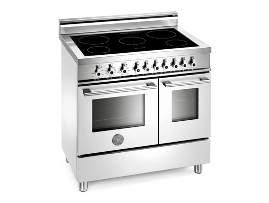 Bertazzoni Range Reviews Stainless Freestanding Range Induction Top | 36 Induction