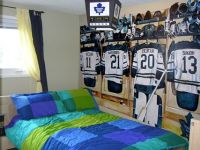 17 Best ideas about Hockey Theme Bedrooms on Pinterest ...