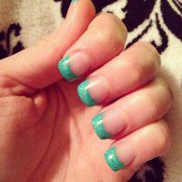 17 Best ideas about Glitter Solar Nails on Pinterest ...