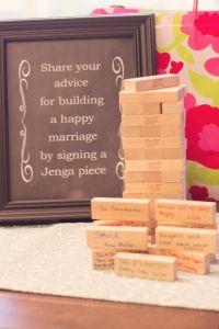 25+ Best Ideas about Jenga Wedding on Pinterest | Jenga ...