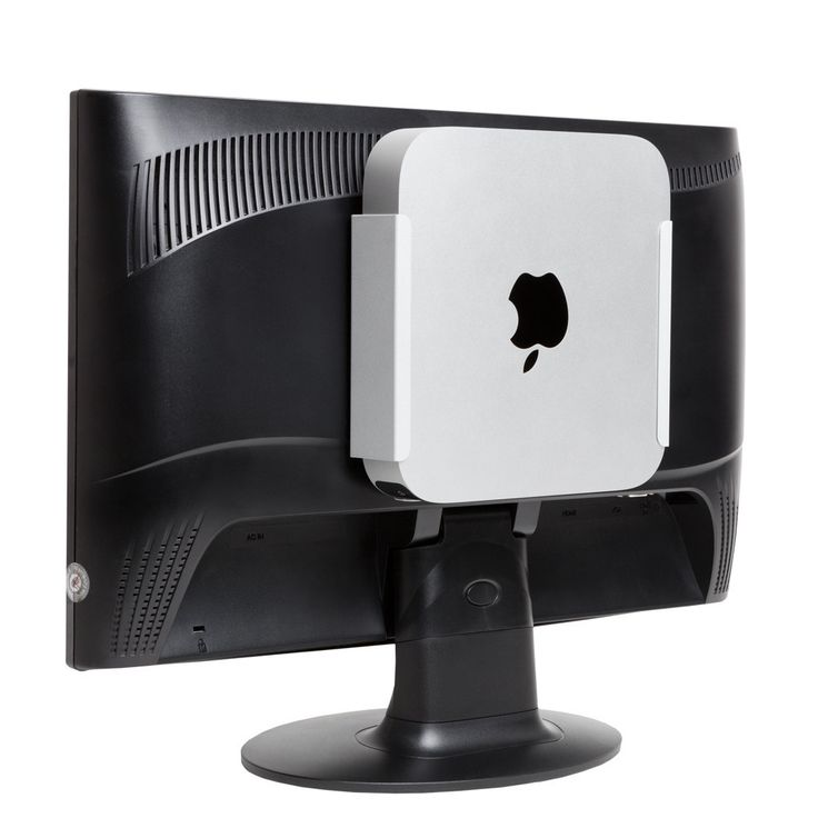 Mac Mini Mount Under Desk Vesa Mount Wall Bracket