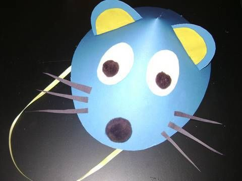 How To Make A Mouse Hat With Construction Paper Costume