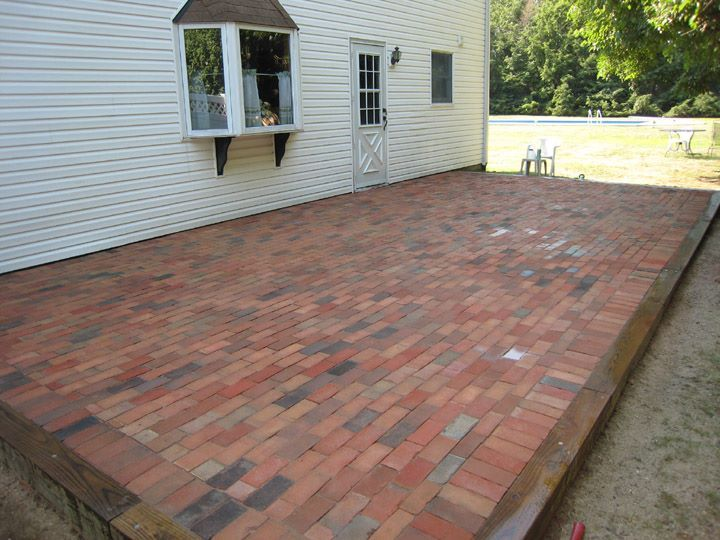 78+ Images About Cover A Concrete Patio On Pinterest | Decorative