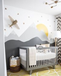 2414 best images about Boy Baby rooms on Pinterest ...