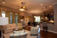 Open floor plan- kitchen, living room and hearth room ...