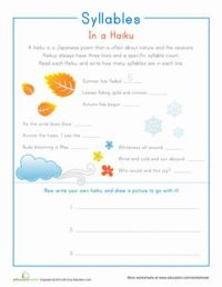 25+ best ideas about Haiku Syllables on Pinterest   Haiku ...