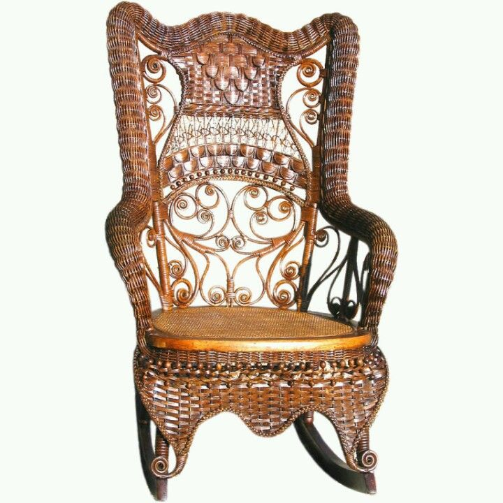 64 Best Images About Heywood Wakefield Wicker On Pinterest