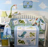 1000+ ideas about Dinosaur Bedding on Pinterest   Dinosaur ...