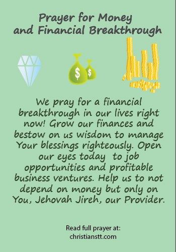 25+ best ideas about Prayer for financial help on Pinterest | Christian prayers, Prayer for ...