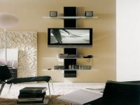 Contemporary TV Room Decorating Ideas