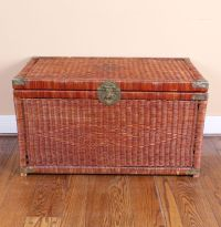 1000+ ideas about Wicker Trunk on Pinterest | Wicker ...