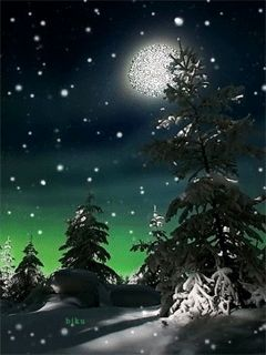 Зима - анимация на телефон №1097495   GIF Winter   Pinterest