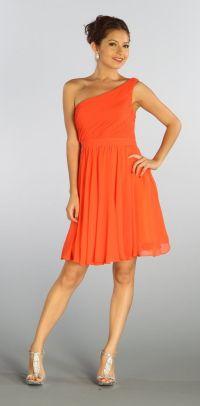 Burnt Orange Bridesmaid Dresses | www.imgkid.com - The ...