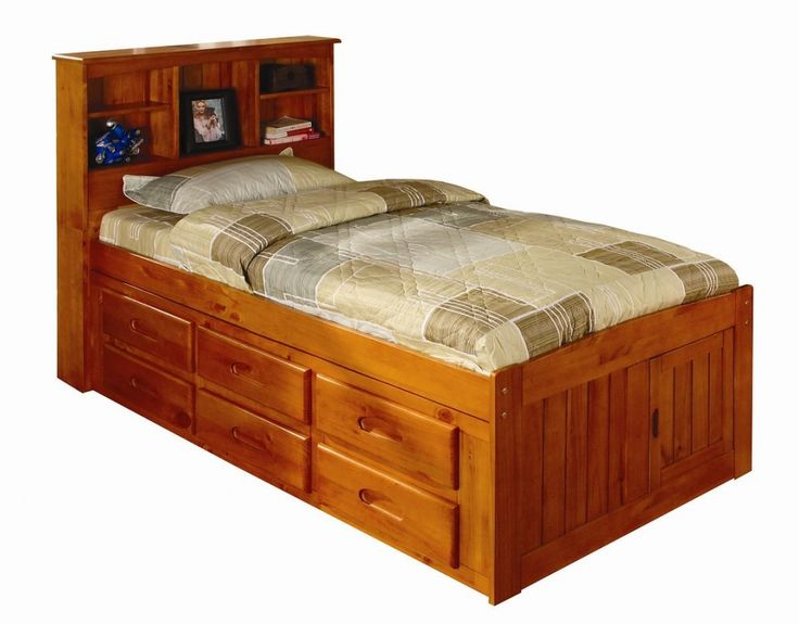 Bed With Drawers Underneath 17 Best Ideas About Twin Bed With Drawers On Pinterest