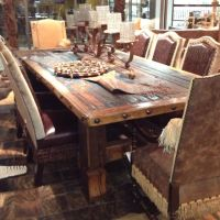 25+ best ideas about Reclaimed Wood Dining Table on ...