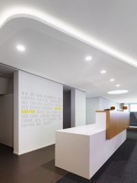 25+ Best Ideas about Office Reception Design on Pinterest ...