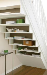 Best 25+ Staircase storage ideas on Pinterest | Under ...