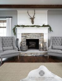 Best 25+ Fireplace accent walls ideas on Pinterest ...