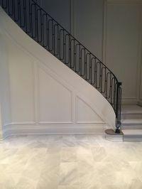 25+ best ideas about Modern stair railing on Pinterest