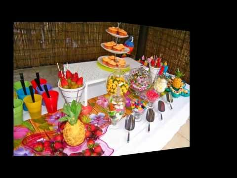 1000 ideas about decoracion fiesta hawaiana on pinterest