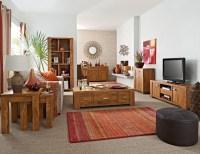 Living room colour scheme terracotta