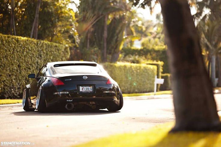 1080p Muscle Car Wallpaper Stanced Hella Cambered Out 350z Sick Whips Pinterest