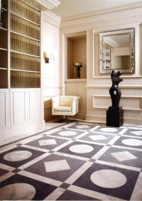 25+ best ideas about Marble foyer on Pinterest | Chevron ...
