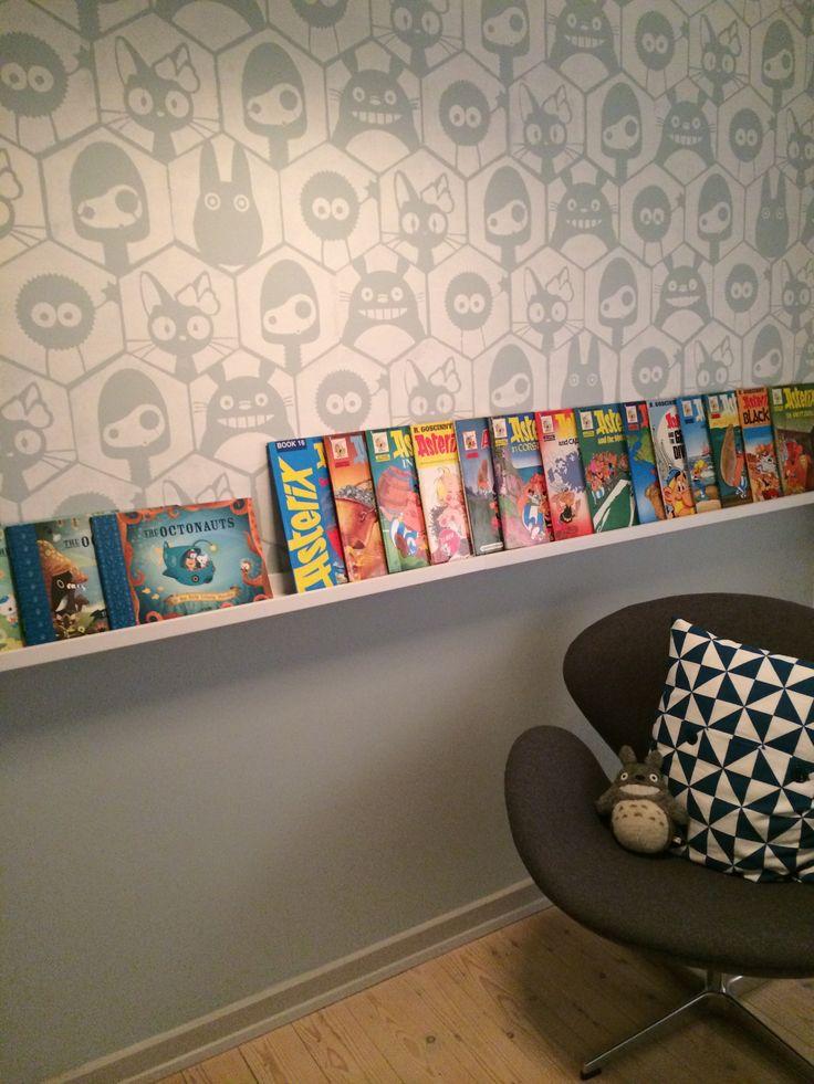 All Anime Characters Wallpaper Lucian S Studio Ghibli Themed Bedroom Studio Ghibli
