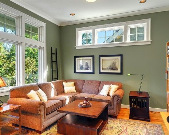 17 Best Ideas About Green Living Room Paint On Pinterest | Green