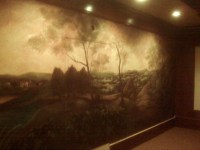 1000+ images about Handpainted Murals and Mural Wallpaper ...