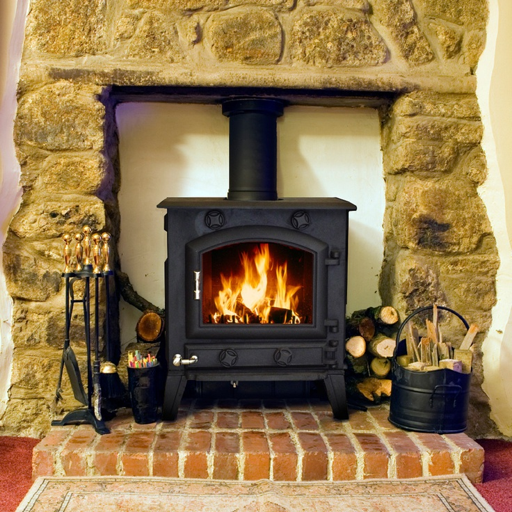 A Cast Iron Stove A Back Up Wood Stove Is A Must We Ve - Camino Stufe A Pellet