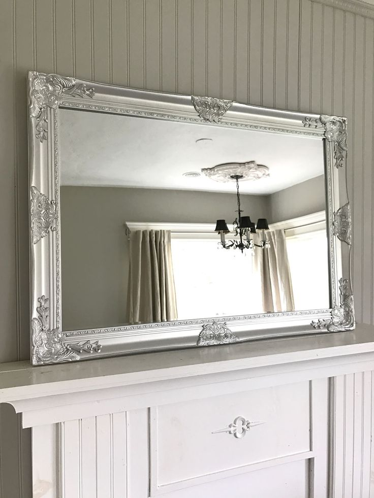 17 Best ideas about Ornate Mirror on Pinterest
