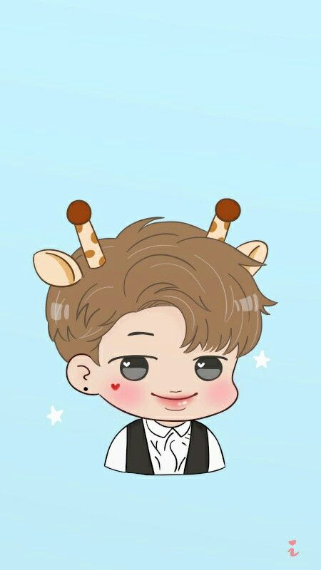 Cute Jikook Wallpapers Fanart 45 Best Images About Chibis On Pinterest Sehun Chibi