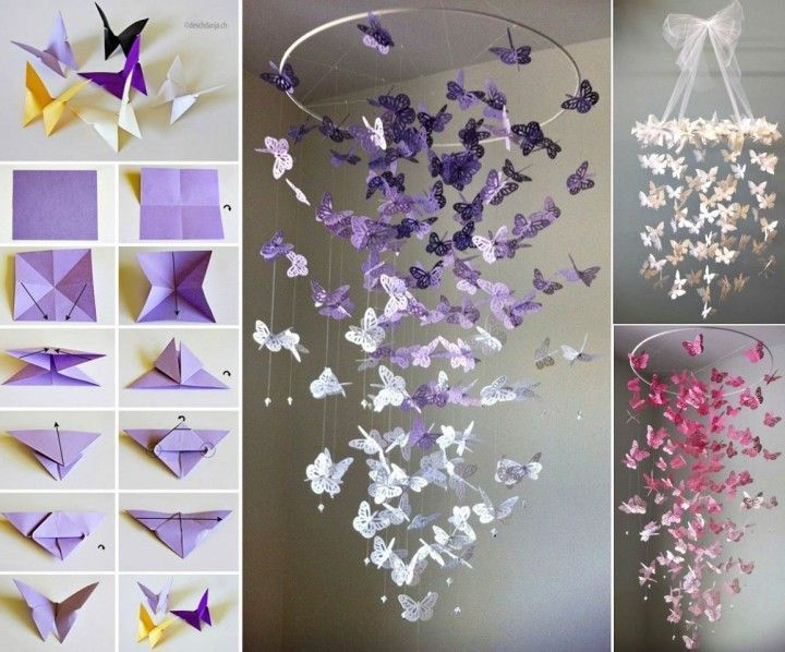 1000+ Ideas About Butterfly Wall Decor On Pinterest | Butterfly