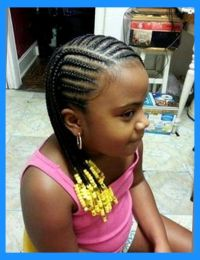 1000+ ideas about Kids Braided Hairstyles on Pinterest ...