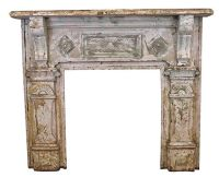 87 best Salvaged Fireplace Mantels images on Pinterest